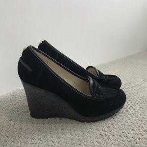 Michael Kors Suede Shoes Size 8